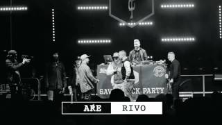 ARE VS RIVO (kierosawobattle) SAVO BLOCK PARTY 2017