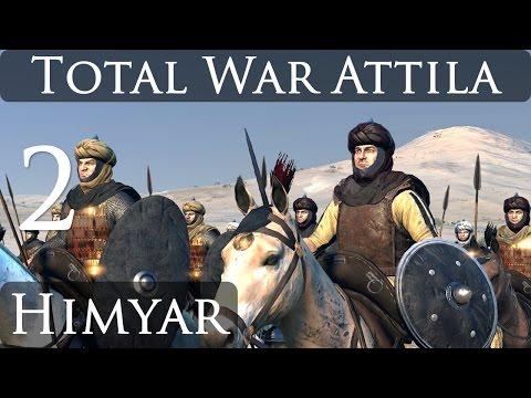 Total War Attila Himyar Campaign Part 2