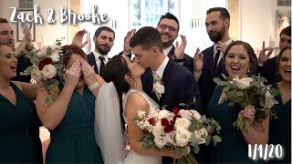Zack + Brooke - Wedding Film