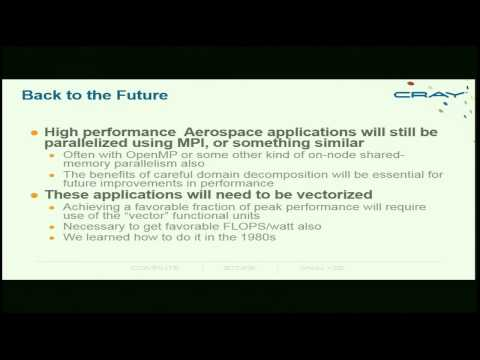 "AIAA AVIATION 2015, ""Supercomputing"""