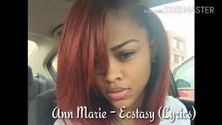 SoundHound - Ecstasy (feat  Hypno Carlito) by Ann-Marie