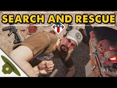 Far Cry 5 Tactical & Stealth Kills - Hostage Rescue