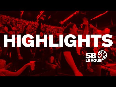 🚨SB League - Day 8 HIGHLIGHTS :  BONCOURT vs  GENEVE