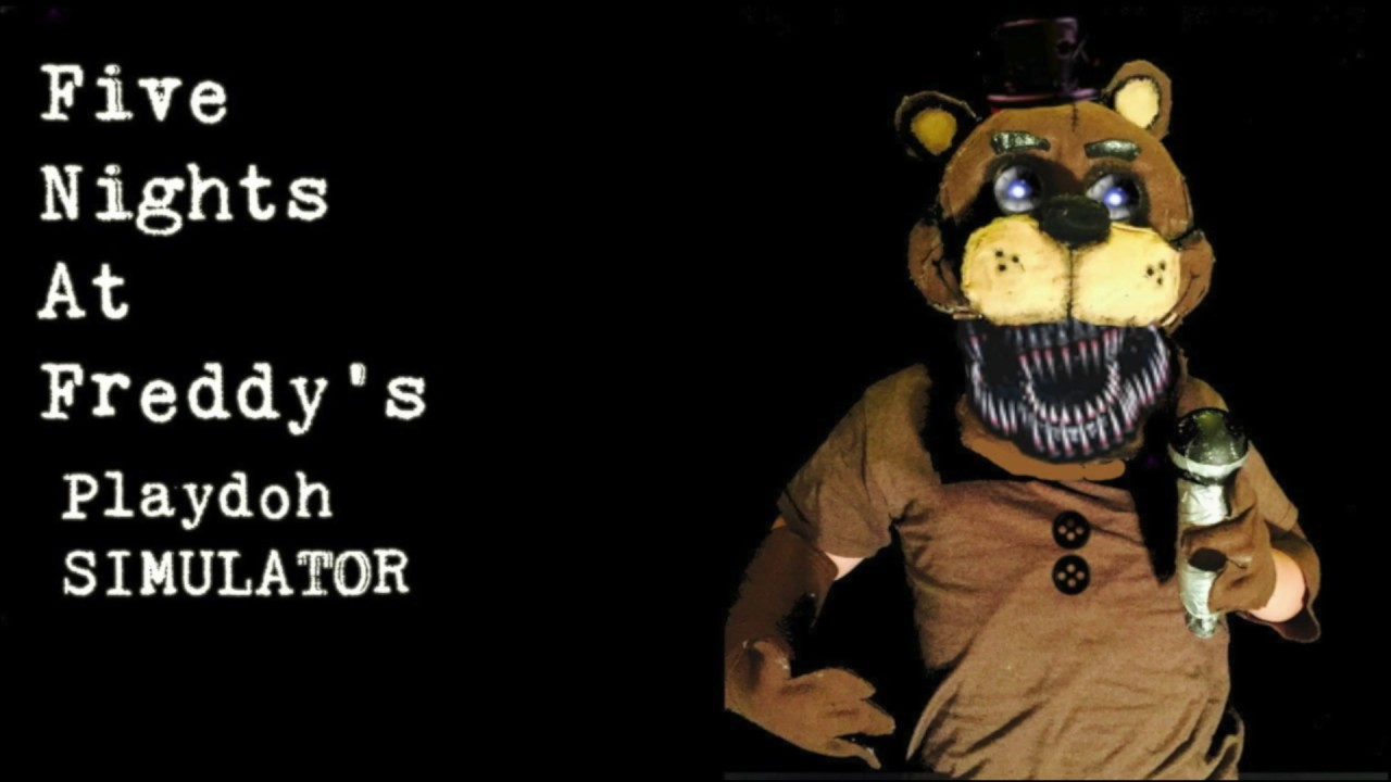 Five Nights At Freddy S 1 6 Jumpscare Simulator By – Dibujos Para