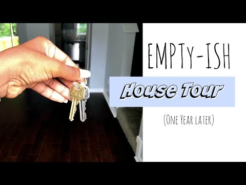 Empty-ish Home Tour 2018