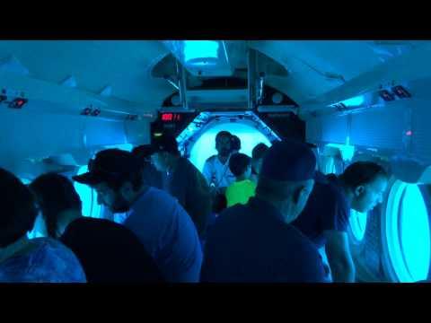 Lahaina Hawaii Submarine Tour 17Jan2016