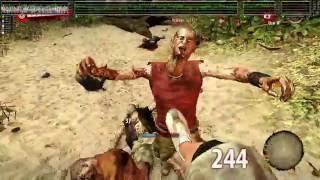 Dead Island Riptide ·· Linux Gameplay with Wine Gallium Nine