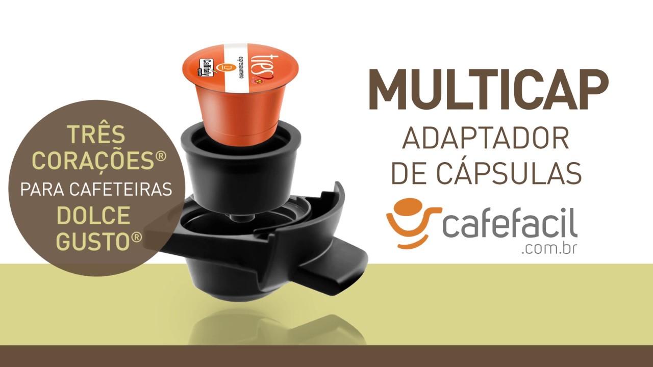 Porte Dosettes pour Senseo Quandrante Coffeeduck Viva Latte