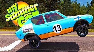 My Summer Car - The Finnish Comical Car Building Simulator
