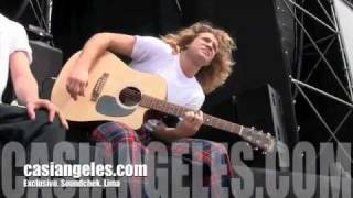 Lima_Sound Check Teen Angels