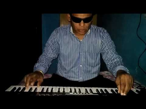 Kab ke bichde instrumental played by rakesh Sharma on his keyboard