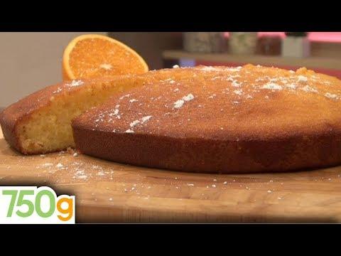 recette-de-gâteau-à-l'orange---750g