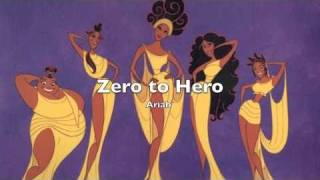 【ariah`】Zero to Hero