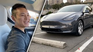 Taking Delivery of a Tesla Model Y - Late 2020