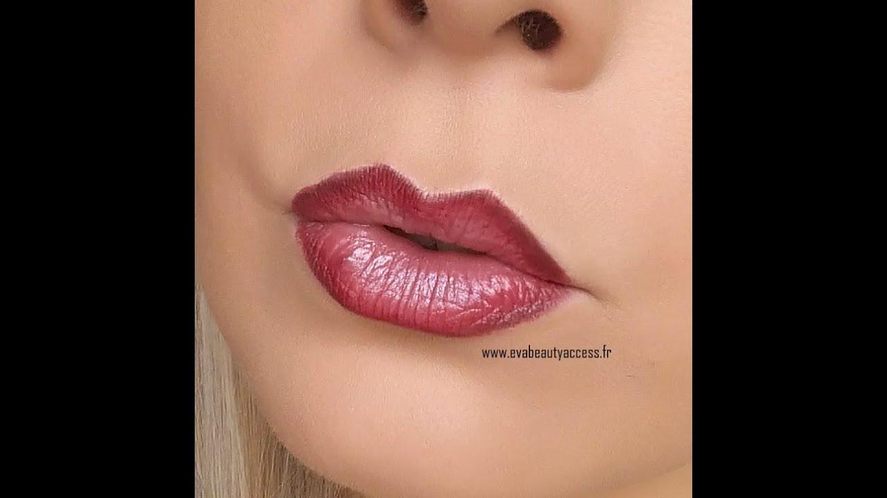 Favori Tuto OMBRE LIPS - Tye & Die - Dégradé sur les lèvres - YouTube TA11