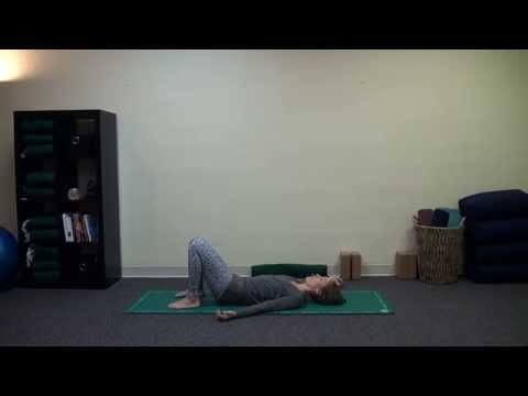 30-min myofascial release for the shoulder complex