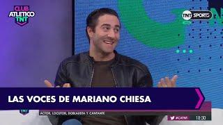 Mariano Chiesa, una voz que escuchaste varias veces pero no ...