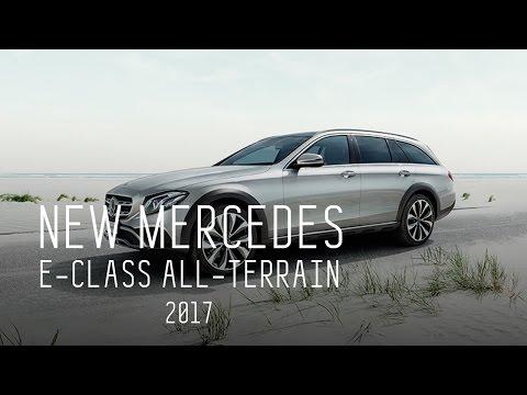 NEW MERCEDES E-CLASS ALL-TERRAIN 2017 - БОЛЬШОЙ ТЕСТ-ДРАЙВ