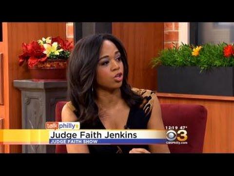 Talk Philly: Judge Faith Jenkins