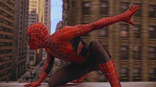 Человек-Паук против Доктора Осьминога на Поезде. Человек-паук 2. 2004