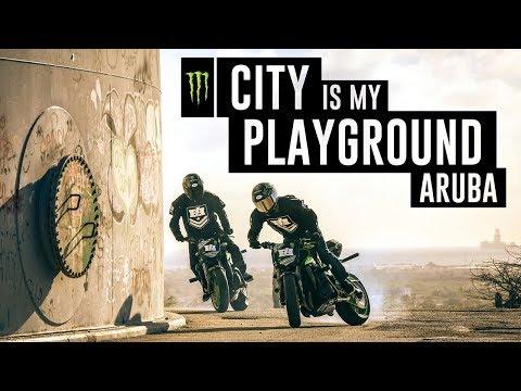 City Is My Playground 3: ARUBA | Nick Apex & Ernie Vigil