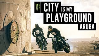 City Is My Playground 3: ARUBA | Nick Apex & Ernie Vigil