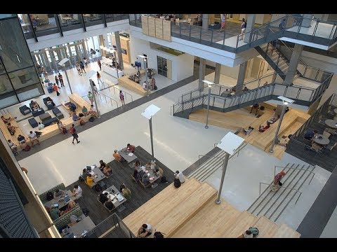 Auburn University's Mell Classroom Building engages students in learning