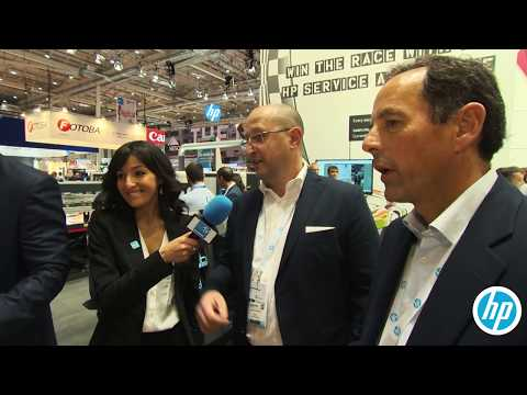 HP at FESPA 2017