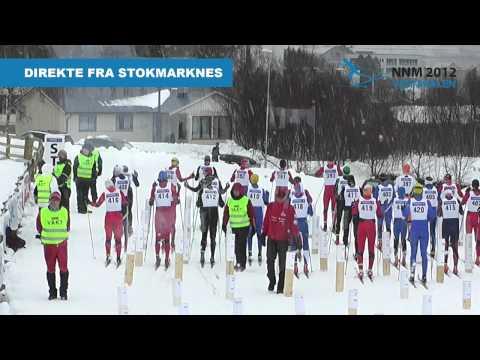 NNM 2012 på ski, Stokmarknes - Lørdag - Del 1