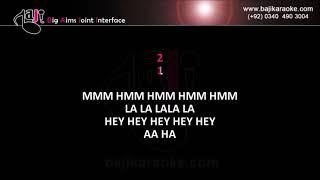 Chaand Sifarish - Video Karaoke - Shaan - by Baji Karaoke