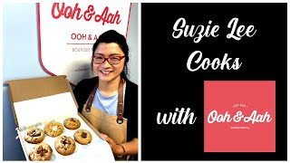 AWESOME COOKIES - Suzie Lee Cooks with Ooh and Aah Cookies