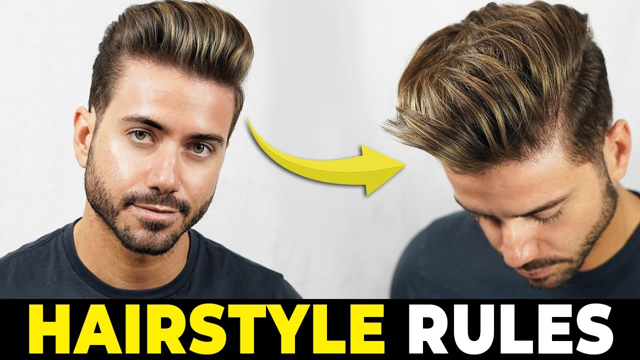 7 Hairstyle Rules EVERY MAN Should Follow | Alex Costa