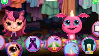 Closet Monsters FUN KIDS GAMES FUNNY CARE for Baby