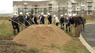 Maple Grove Senior Living Complex Breaks Ground