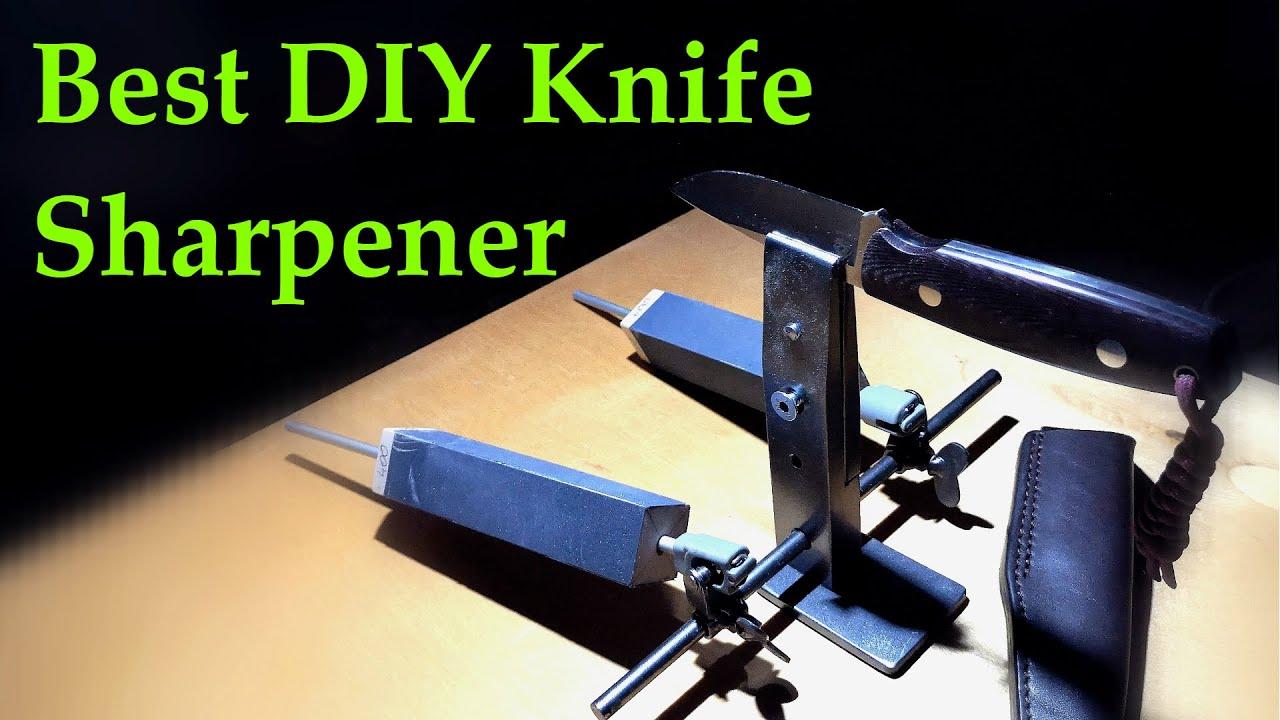 Best Diy Knife Sharpening System