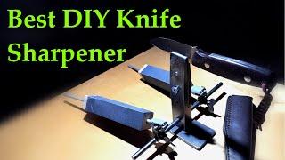 Knife Sharpener. Best Diy Knife Sharpening System!