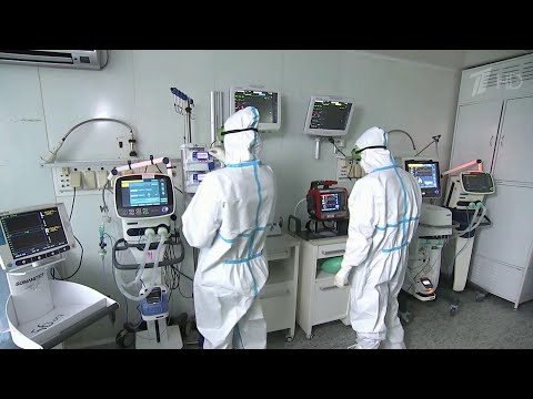 В России за сутки выявлено 6065 новых случаев коронавируса.