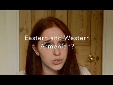 Western and Eastern ARMENIANS