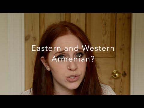 Western and Eastern ARMENIANS