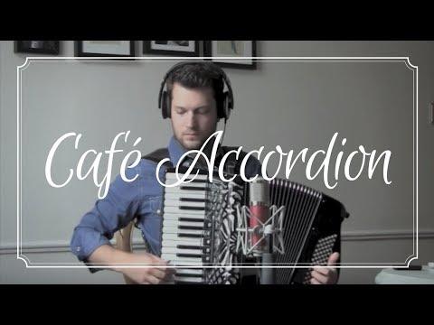French Café Accordion - Jonny Kerry