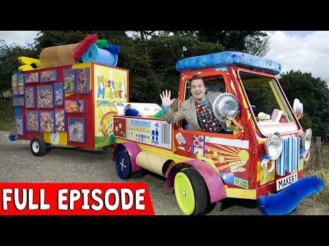 Foil Tray Artwork   Episode 4   Full Episode   Mister Maker Comes To Town