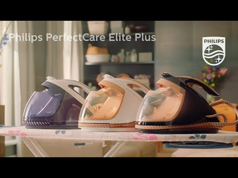 philips perfectcare elite plus centrale vapeur - youtube