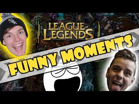 League of Legends Funny Moments!
