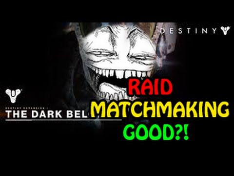 raids dans le matchmaking du destin Top sites de rencontres pour les 20 ans