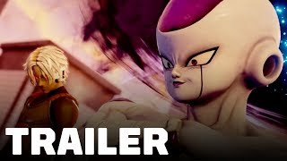Jump Force - Story and Avatar Trailer