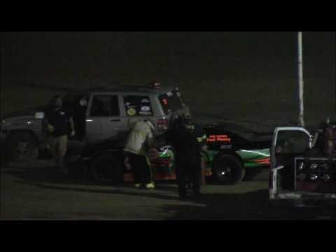 Butler Motor Speedway Street Stock Feature 7/9/16