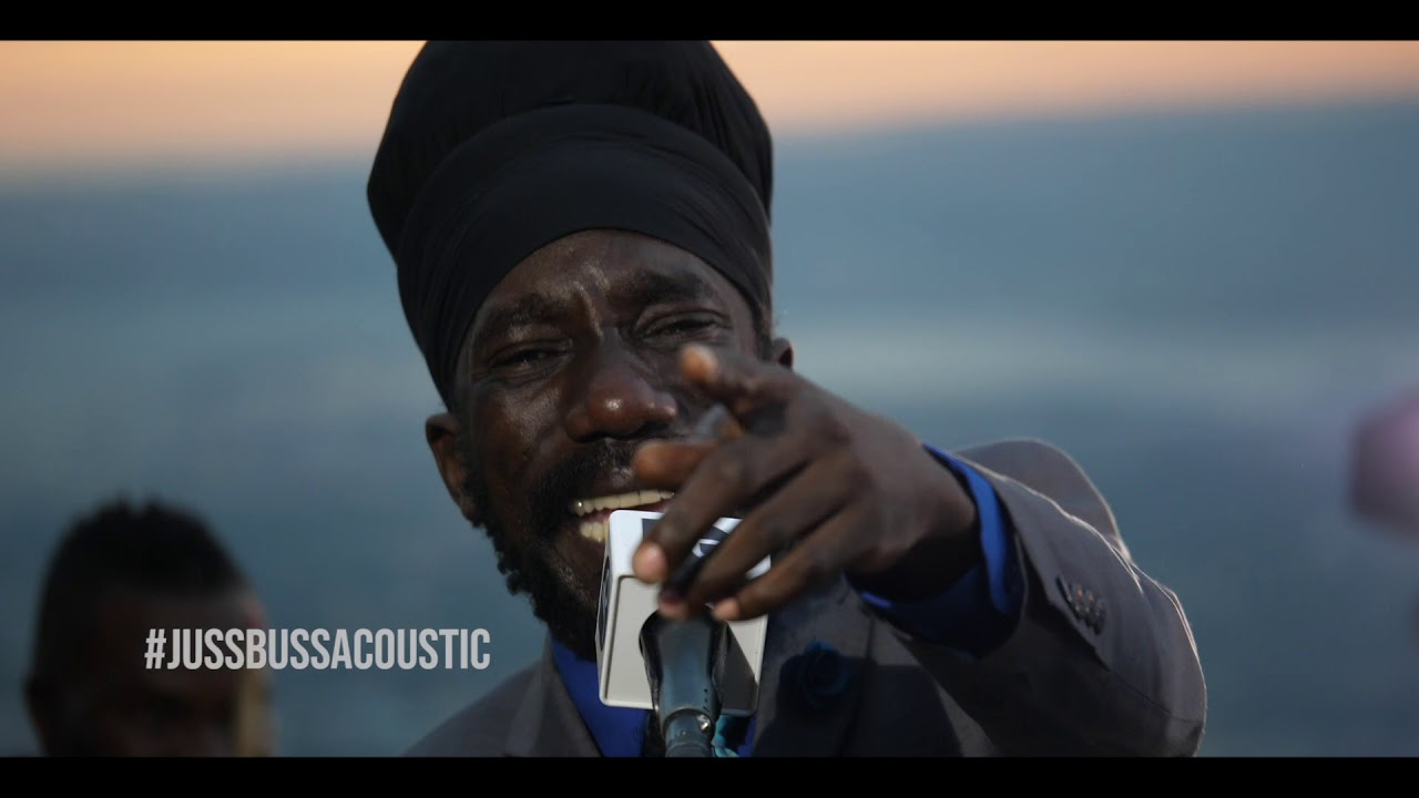 "Sizzla: ""Taking Over"" (Acoustic)"