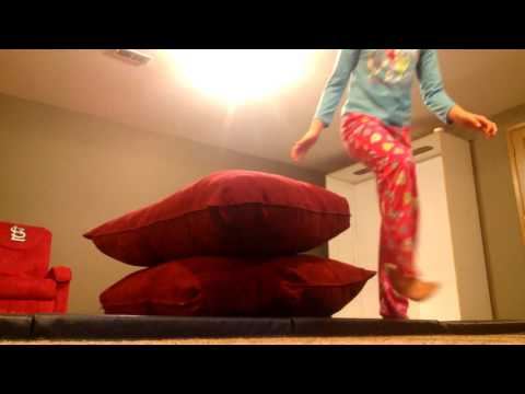 How To Do A Back Handspring And Get Over The Fear!