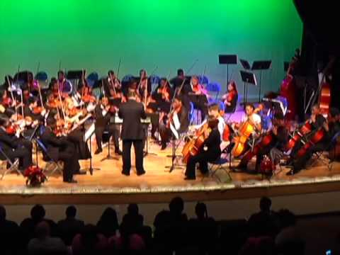 Dougherty County (DOCO) Youth Orchestra: Winter Concert Program