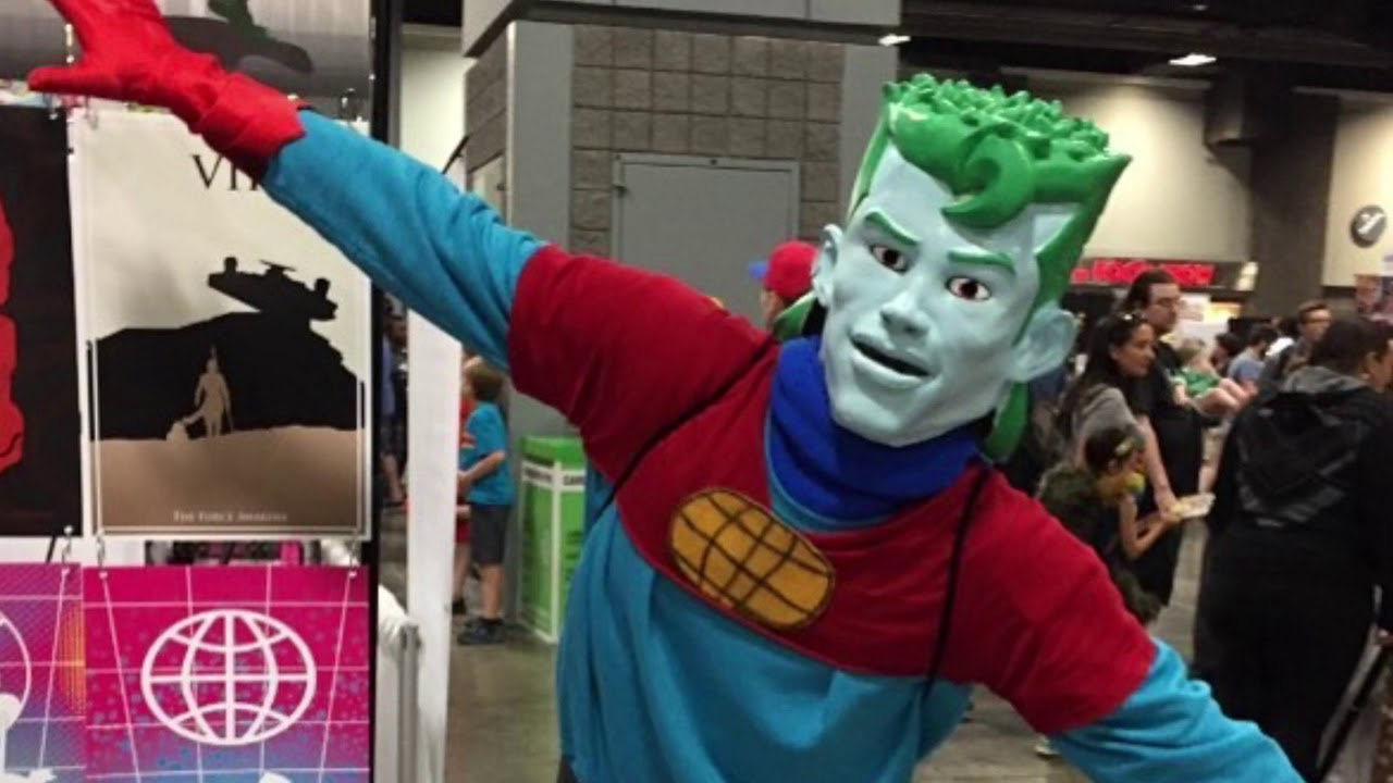 experience: captain planet - youtube